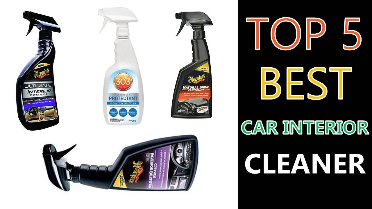 BEST WIPES TO CLEAN CAR INTERIOR