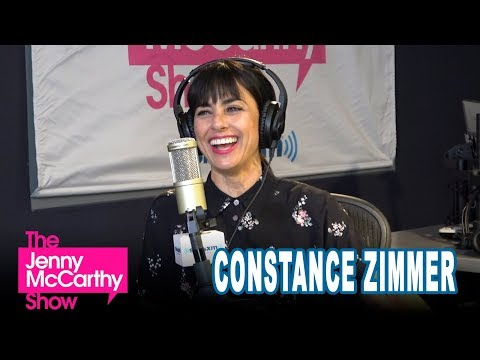 Constance Zimmer on The Jenny McCarthy