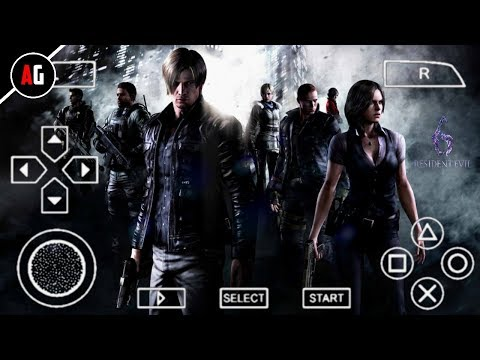 Resident Evil 6 Game In Android Download || Official Game || Horror Game