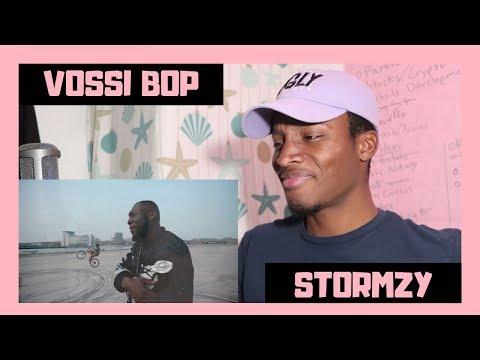STORMZY - VOSSI BOP   REACTION