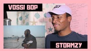 STORMZY - VOSSI BOP | REACTION