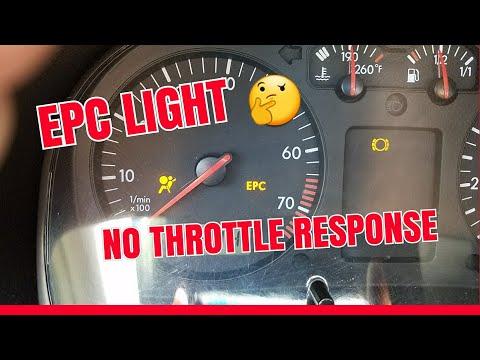 Vw 1.8t EPC light fix, no throttle response jetta 1.8t. gti 1.8t audi 1.8t jetta mk4