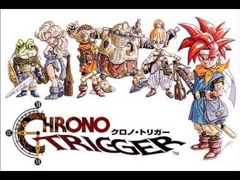 Classic PS1 Game Chrono Trigger on PS3 Upscaled to HD 1080p