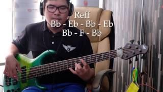 Tuhan Yesus Baik ( bass cover MTD 535 )