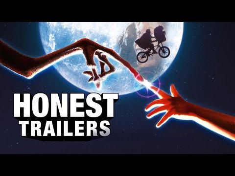 E. T. – Mimozemšťan - Upřímné trailery
