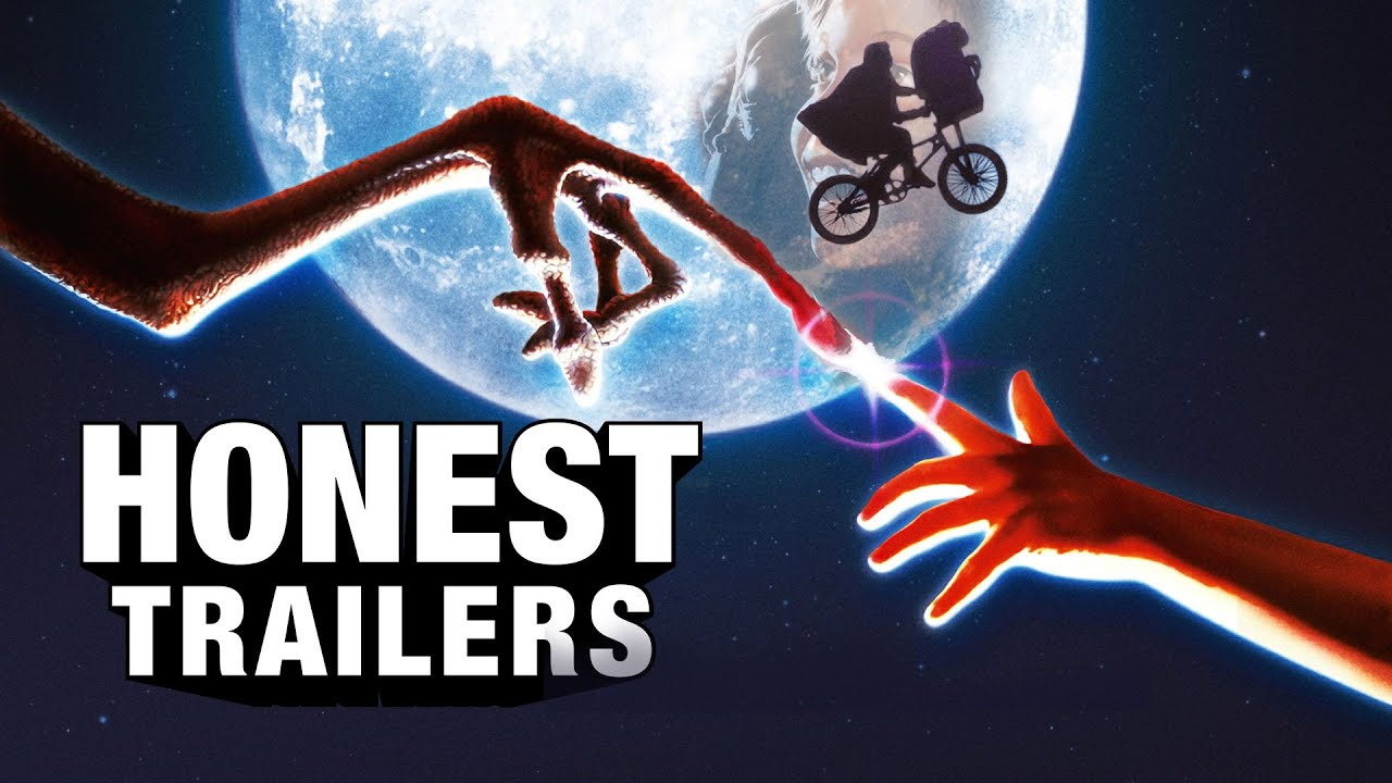 Honest Trailers | E.T. the Extra-Terrestrial