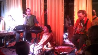 Релакс-группа Альгамбра, красивая музыка на ханга барабане Hang drum