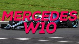 Mercedes presenta su nuevo W10 para 2019 | SoyMotor.com