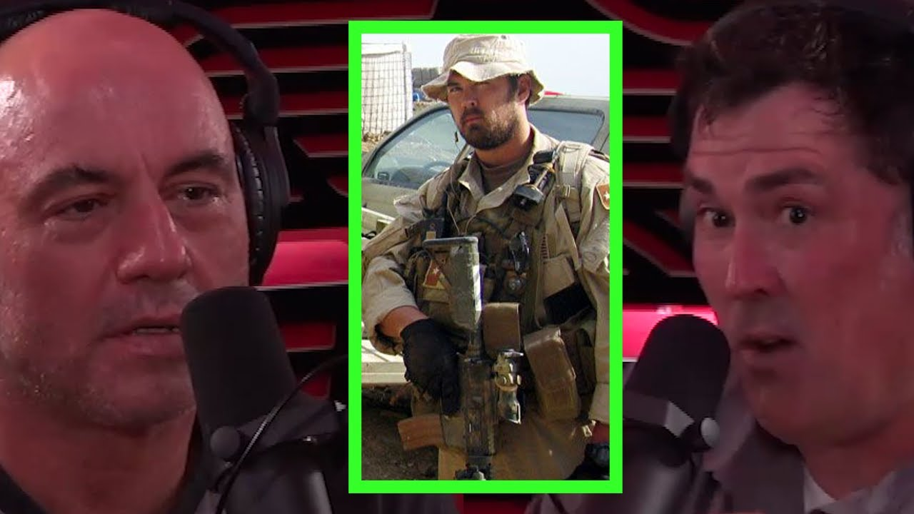 """Download Marcus Luttrell Remembers Real Life  """"Lone Survivor"""" Rescue"""
