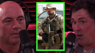 "Marcus Luttrell Remembers Real Life  ""Lone Survivor"" Rescue"