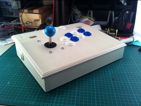 How-to: Xbox 360 / PC Arcade Joystick