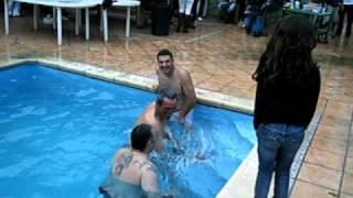FIESTA VASCO / BRASILEIRA 2011 :  Los eféctos del Churrasco / parte 2ª