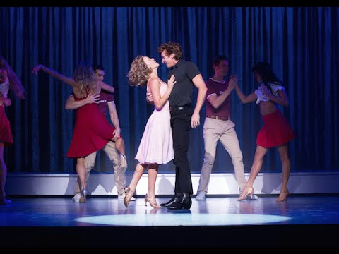 """I've Had The Time Of My Life"" Dirty Dancing  Australian Cast"