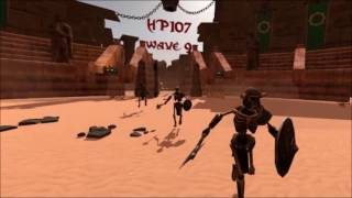 Arena Blood On The Sand VR review