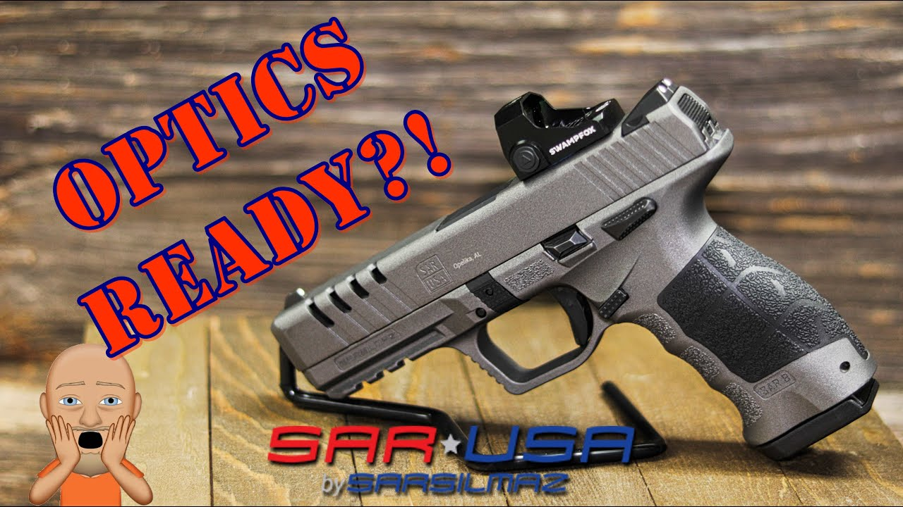 Sar9x Platinum...With An Optic?!