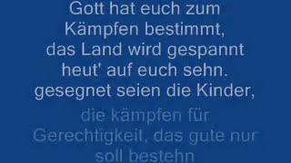 Southpark: La Resistance lyrics (german)