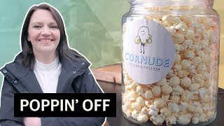 My Popcorn Business is Thriving By Keeping Production Small | My Shopify Business Story