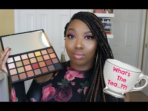 SEPHORA PRO WARM PALETTE   What's The Hype ?