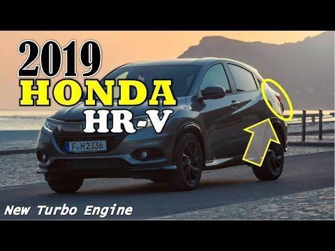 2019 Honda HR-V Sport Release Date - Is The Fastest Of The Range