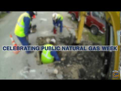 Natural Public Gas Week #2