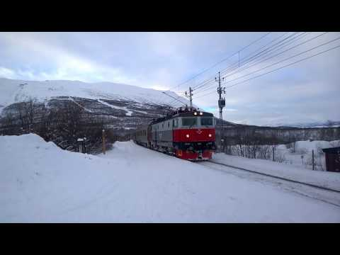 Kiruna - Abisko and return (Northern Lights in Sweden)