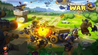 Caravan War: Heroes and Tower Defense (by HIKER GAMES) / Android Gameplay HD