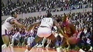 Michael Jordan 1987: 40pts vs. Los Angeles Clippers