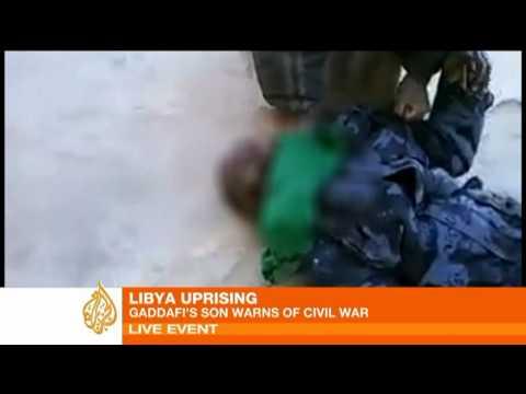 Libyan violence spreads to Tripoli