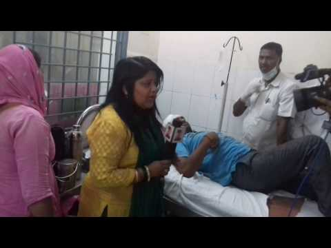 Sabbirpur fight for zee news