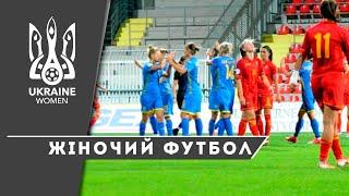 ЧОРНОГОРІЯ 1 3 УКРАЇНА Відбір ЄВРО 2022 серед жіночих збірних