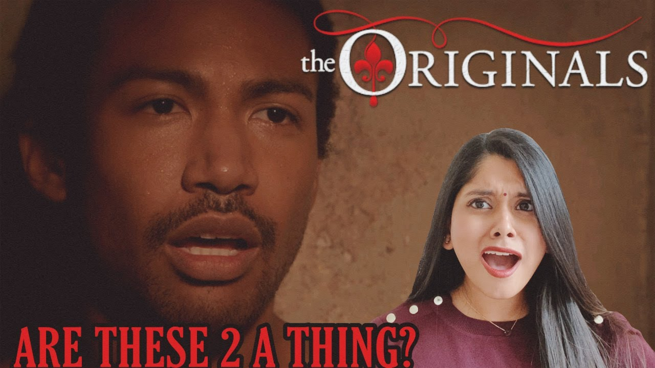 The Originals 1x2 ~ ''House Of The Rising Sun'' ~ Reaction