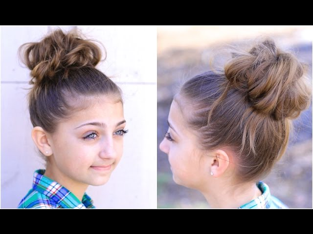Easy Hairstyles For Girls | POPSUGAR Family