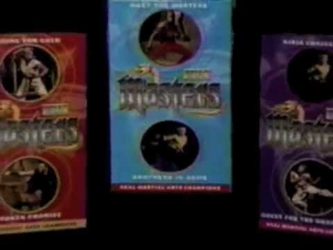 WMAC Masters video series commercial - 1996