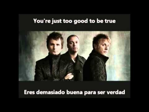 Muse   Can't Take My Eyes Off You Subtitulos Ingles   Español