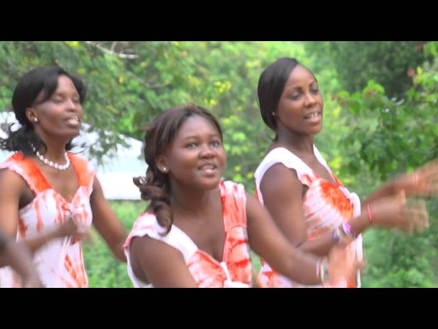 NGAO A.I.C YOUTH CHOIR_TUZIDI KUMG'ANG'ANIA YESU