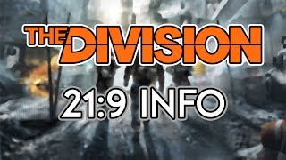 The Division | 21:9 Review [3440x1440/60fps/Ultrawide]