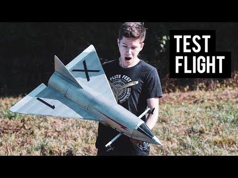 Thrust Vectoring 'Canard' Jet - FLIGHT