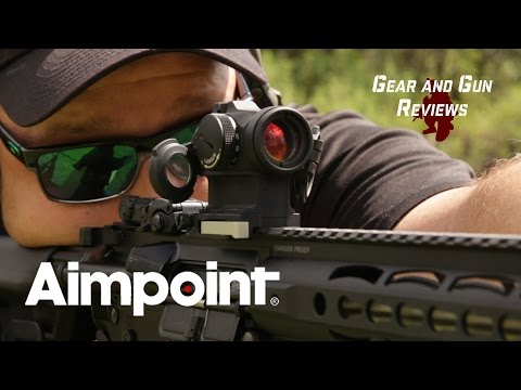 Honest Review of the Aimpoint H-2 Micro