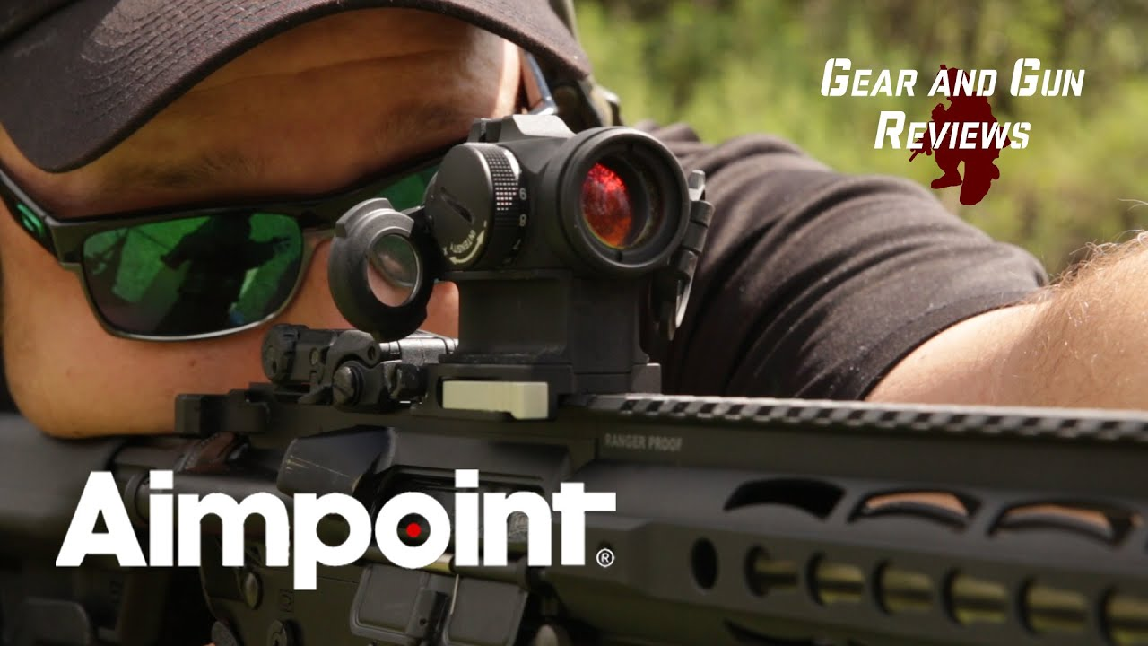 Honest Review Of The Aimpoint H 2 Micro Youtube