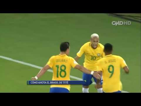 Días de Fútbol: Así ataca Brasil de Tite