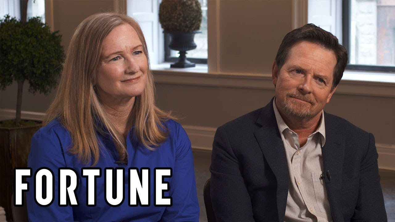The Michael J  Fox Foundation Continues to Work Towards a Cure for  Parkinson's I Fortune