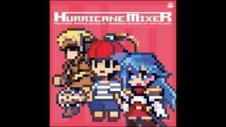 Hurricane Mixer - Infernal Insertion (Famicom Disk System - Title)