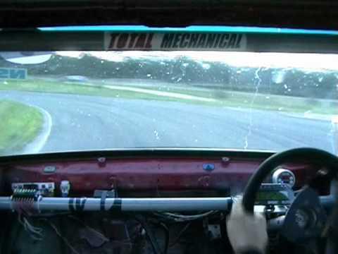 WRX Carnell Raceway 23/10/2010
