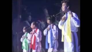 2002年1月29日 中野サンプラザにて.