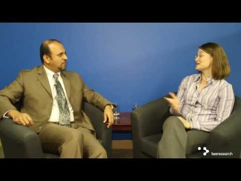 Sara Olson and Aditya Ranade Discuss Crop Modification and the Agriculture Industry