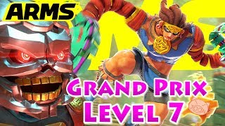 ARMS Grand Prix Level 7: Misango Default Arms (Max Brass & Hedlok) thumbnail