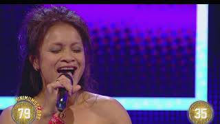 All Together Now Denmark Finals - Gina Michaells - Purple Rain, by Prince