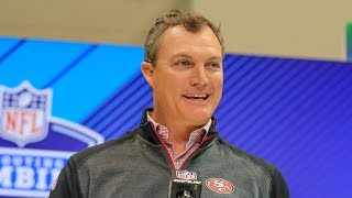 John Lynch: 'Our Goal is to Compete for Championships'