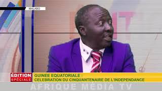 GUINÉE ÉQUATORIALE : CÉLÉBRATION DU CINQUANTENAIRE DE L'INDÉPENDANCE