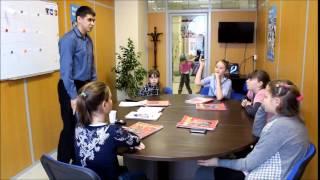 Демо-урок (уровень Welcome 2) в школе английского языка Oxford English School г. Уссурийск